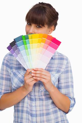 Wir mischen Ihnen auf Wunsch jeden Farbton nach Ihrem Muster!
